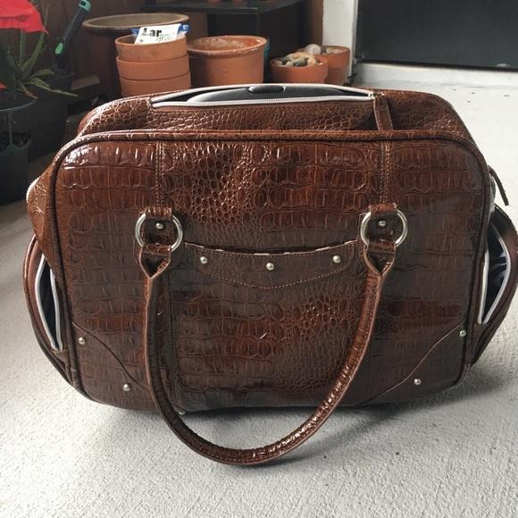 Handbags - Rolling carry on bag